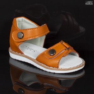 Sandale Copii ''MRS S138 Brown'' [D10D9]