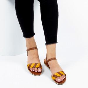 Sandale ''Mei Fashion CS50 Brown'' [D4F4]