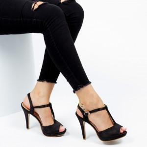Sandale ''Mei Fashion Y-227 Black'' [D12F5]