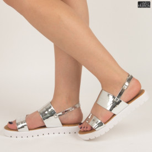 Sandale ''YiYi K-101 Silver''