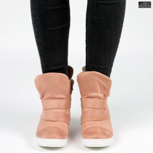 sneakers dama cu fermoar