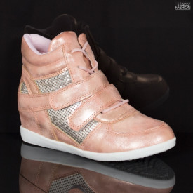 Sneakers Copii ''MRS M509 Pink''