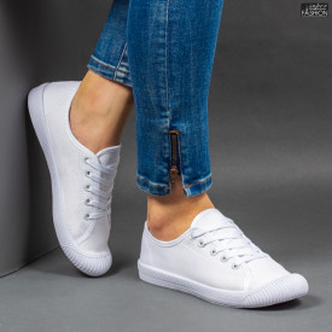 Tenisi ''WE Fashion 203-3 White'' [D23B10]