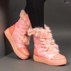 Ghete ''Mei F55103 Pink''