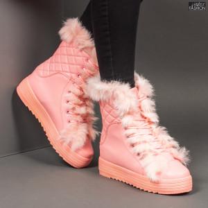 Ghete ''Mei F55803 Pink''