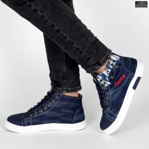 Ghete Sport ''Fashion Balq B-011 Blue''
