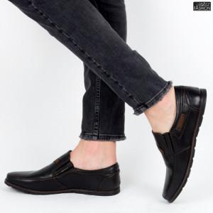 Pantofi ''Clowse 1A332 Black'' [S4F7]