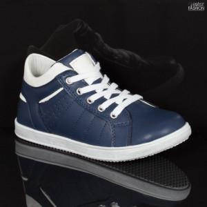 Pantofi Copii ''Apawwa H87 Navy'' [S22B4]