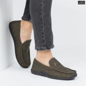 """Pantofi """"Fashion 916 Green"""" [S4E5]"""
