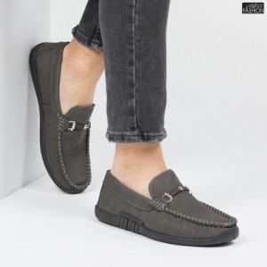"""Pantofi """"Fashion 920-2 Gray"""" [S4B5]"""