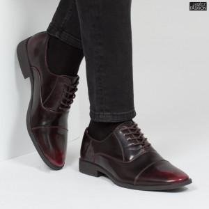 Pantofi ''Free Fashion 2203 Brown'' [S8E4]
