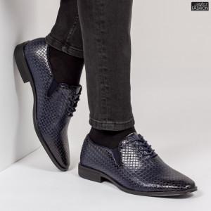 Pantofi ''Free Fashion 2206-7 Blue'' [S12E3]