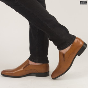 Pantofi ''OUGE RO-013 Yellow'' [S7F6]