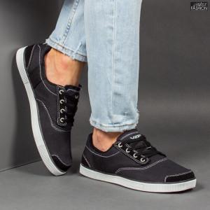 Pantofi Sport ''23DEC. 1311B Black'' [S11D2]