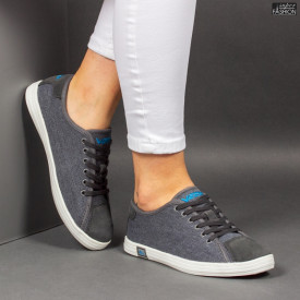 Pantofi Sport ''23DEC. 1316A D. Grey'' [D14A5]