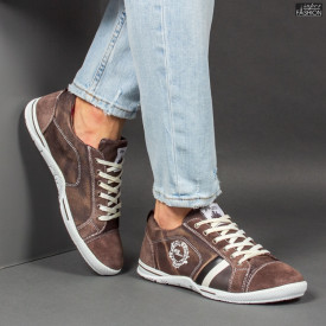 Pantofi Sport ''23DEC. M9031-06 Brown'' [S9E2]