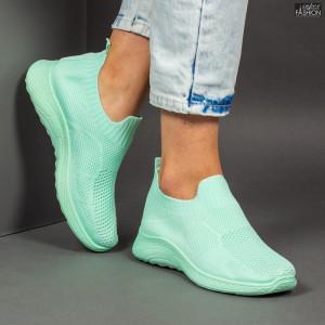 Pantofi Sport ''ABC H-1 L. Green'' [D8C4]