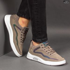 Pantofi Sport ''ABC L5080 Grey'' [S7C3]