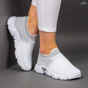Pantofi Sport ''ALD Fashion HQ-209-276 White Grey '' [D1D6]