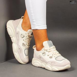 """Pantofi Sport """"ALL Fashion 850-2 White"""""""