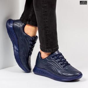 Pantofi Sport ''ALL Fashion A8912-2 D. Blue''