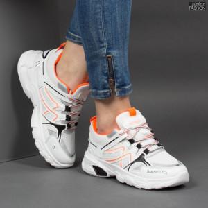 Pantofi Sport ''BAO SPORT 201 Orange'' [D9A1]