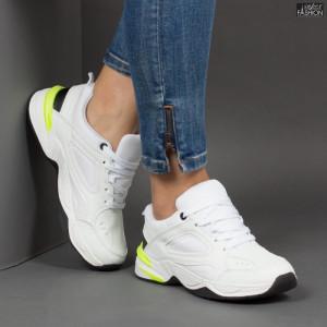 Pantofi sport ''BAO SPORT A-05 White'' [D11B6]