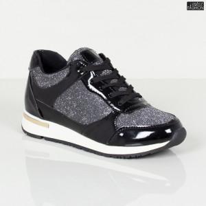 Pantofi Sport Copii ''MRS 99-10 Black Grey'' [D4E11]