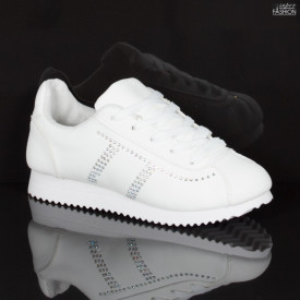 Pantofi Sport Copii ''MRS NH-5 White'' [D17E10]