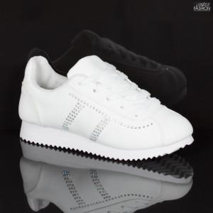 Pantofi Sport Copii ''MRS NH-5 White''