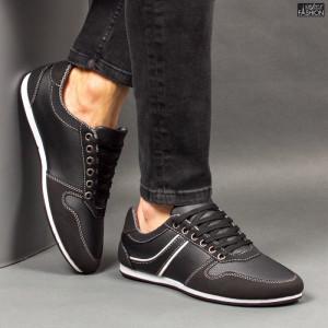 Pantofi Sport ''Couture Fashion G-65 Black''