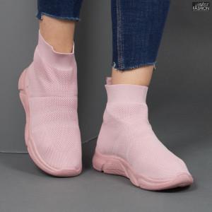 Pantofi sport ''DaLin LH-1912 Pink'' [D9E1]