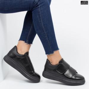 Pantofi sport ''DCF.68 Fashion B82 All Black'' [D23E10]