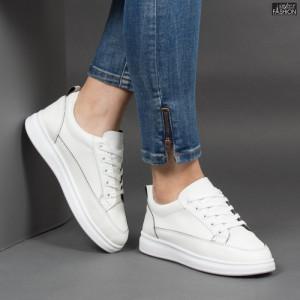 Pantofi Sport ''DON Fashion TS512 White '' [D10E5]