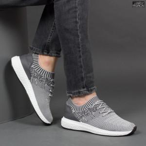 Pantofi Sport ''Fashion Balq K-8 Dk. Grey'' [S5E6]