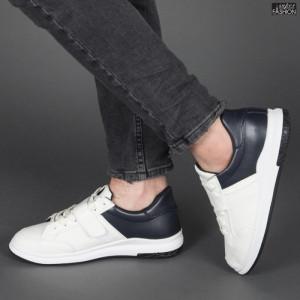 """Pantofi Sport """"Khatlon 106 White Blue"""""""