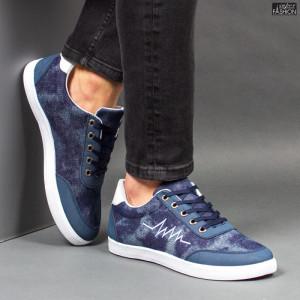 Pantofi Sport ''RED STAR Fashion 8978 Navy''