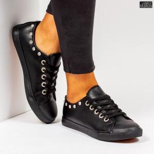 Pantofi Sport ''Roliya Fashion X-1709 Black''