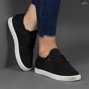 Pantofi sport ''RXR R-602 Black'' [D2B2]