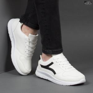 Pantofi Sport ''Veer Fashion B2815-2 White''