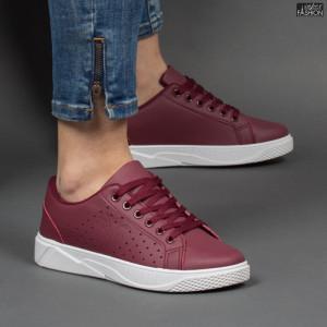 pantofi sport dama din piele ecologica