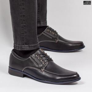 Pantofi ''Z68 Fashion 2802-3 Black'' [S19E3]