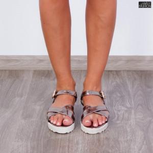 sandale dama cu talpa groasa