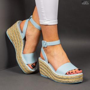 Sandale ''Bestelle Fashion JA001 Blue'' [D18D10]
