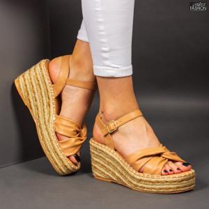 Sandale ''Bestelle Fashion JA004 Camel'' [D23C10]