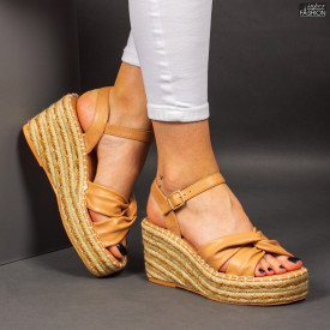 Sandale ''Bestelle Fashion JA004 Camel''