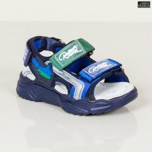 Sandale Copii ''DION B1 D. Blue'' [S10D7]