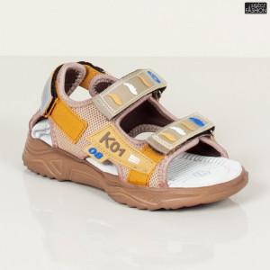 Sandale Copii ''DION Q15 Khaki'' [S8C6]