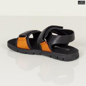 sandale copii negre