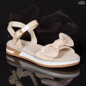 Sandale Copii ''MRS 140 Beige'' [D1B11]